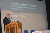 REVISITING HUMAN ORIGIN GUEST LECTURE   (17 FEB 2017)